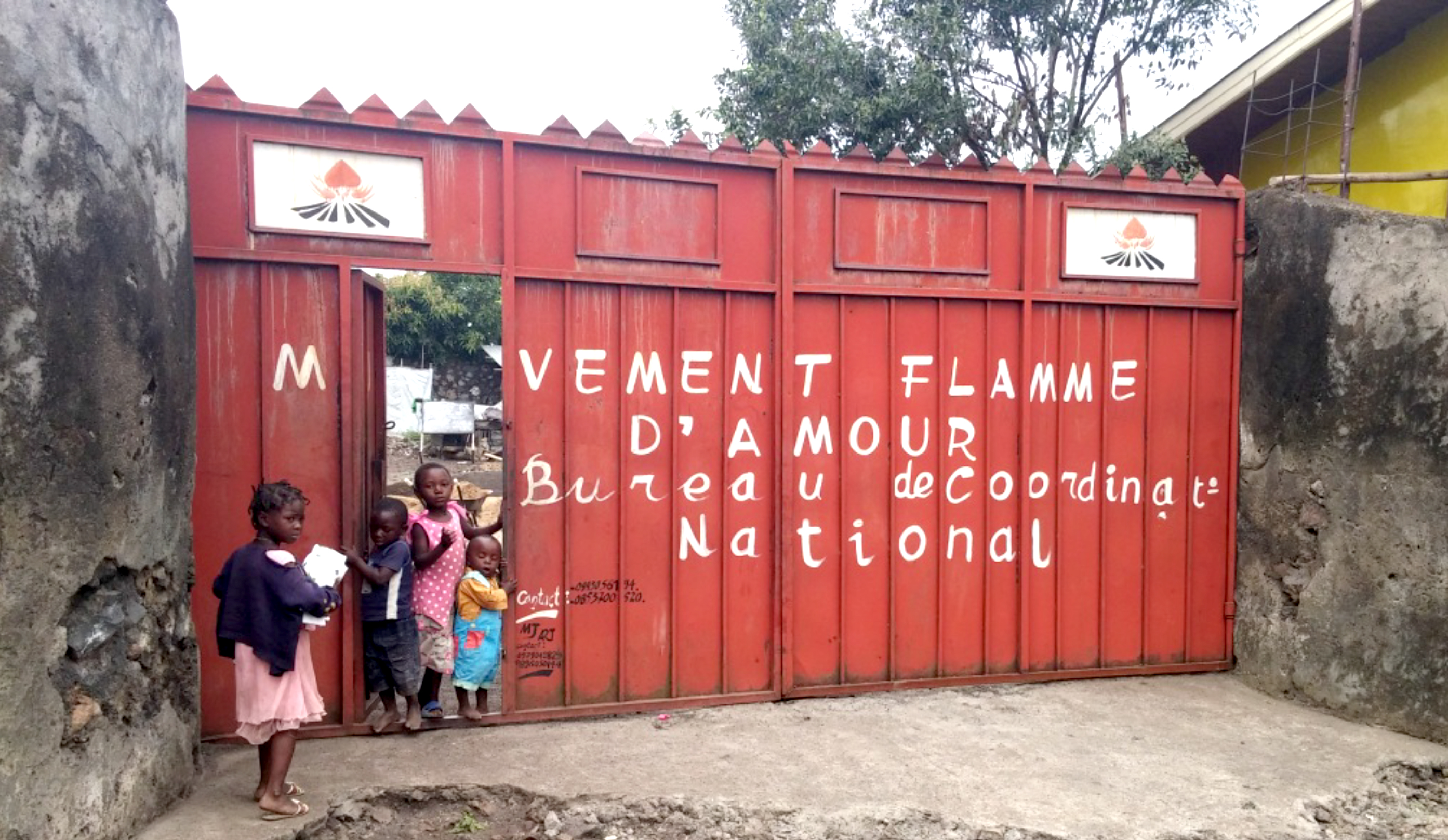 Una casa per i bambini dell'orfanotrofio
